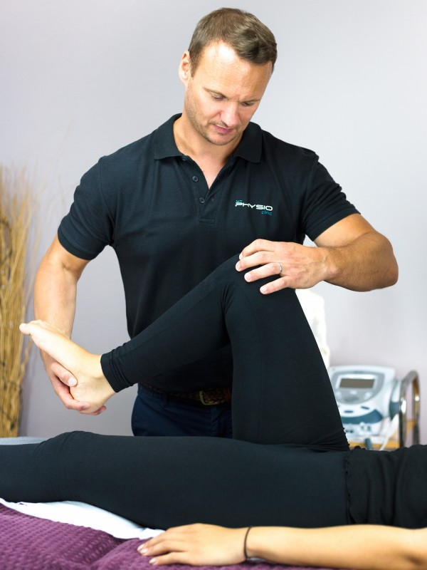 Mike Tuck, MT Physio Clinic. Photography by Aaron Northcott.